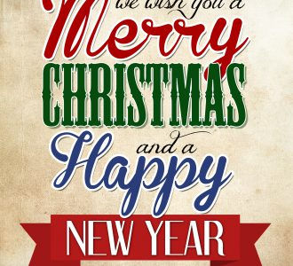 Merry Christmas and Happy New Year from Sandwich Institute!